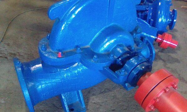 Модернизированная версия насоса типа СМ 200-150-540/4 М готова к производству 98934